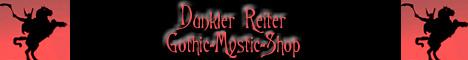 Dunkler Reiter - Gothic-Mystic-Shop